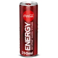 Coca Cola Energy 250 ml