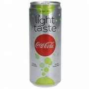 Coca Cola Light Ginger Lime 33 cl gusto lime e zenzero