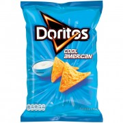 Doritos Cool American 125 gr - snack di mais