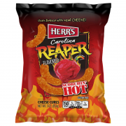 Herr's Carolina Reaper Flavored Cheese Curls 28,4 gr