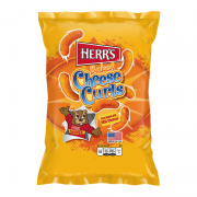 Herr's Cheesy Cheese Curls 28,4 gr