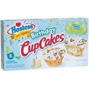 Hostess Birthday Cupcake 371 gr Limited Edition