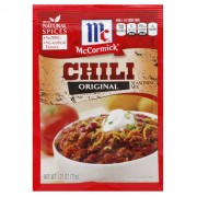 Mccormick Original Chili Seasoning Mix 35 gr - condimento per chili con carne