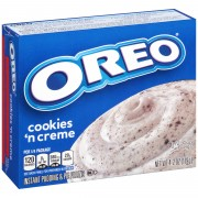 Oreo Cookies 'n Cream Instant Pudding  119 gr