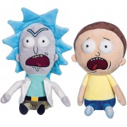 Peluche Rick and Morty Originali Misura 3 +