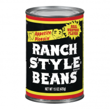 Fagioli Ranch Style Beans Black Label 425 gr