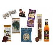 Set 6 prodotti Harry Potter Butterscotch Jelly Belly Bertie Bott's Chocolate Frog Fantastic Creatures