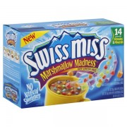 Swiss Miss Marshmallow Madness 272 gr - cioccolata calda