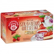 Teekanne Strawberry Cheesecake 40,5 gr - Tè al cheesecake di fragole