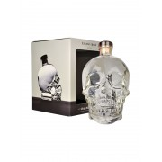 Vodka Crystal Head 70 cl teschio con scatola