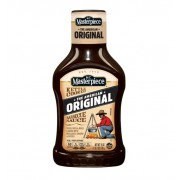 KC Masterpiece The American Original barbecue sauce 510 gr - salsa barbecue