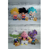 Peluche Dragon Ball 20-25 cm originali