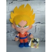Peluche Super Sayan Dragon Ball 25 cm originale