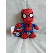 Peluche Spiderman 20 cm Supereroi Marvel Avengers