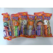 Pez Dispenser Halloween set da 6 pezzi