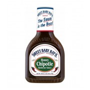Sweet Baby Ray's Honey Chipotle Barbecue Sauce - salsa barbecue